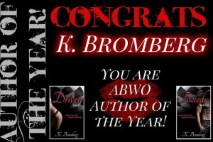 ABWO Author of the Year